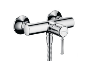 Talis Classic Single Lever Shower Mixer, DN15, for exposed installation  by  Hansgrohe