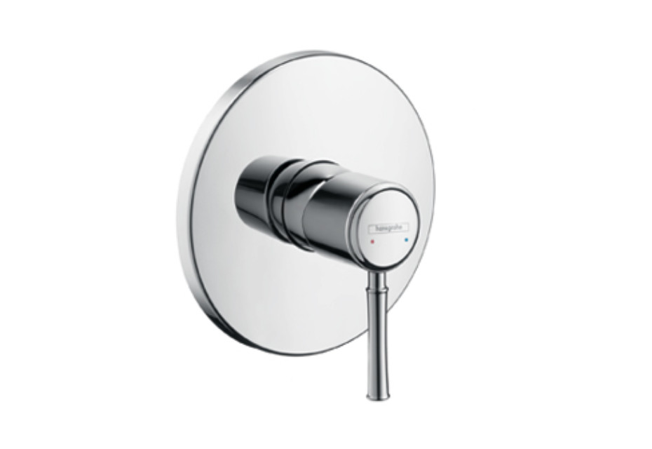Talis Classic Single Lever Shower Mixer, for concealed installation