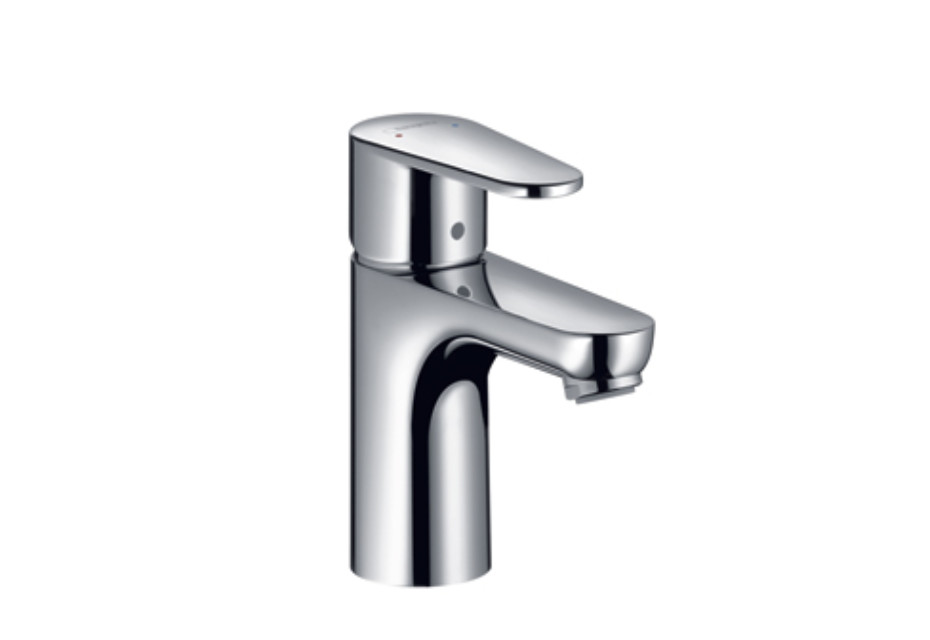 Talis E² Single Lever Basin Mixer, DN15 by Hansgrohe | STYLEPARK