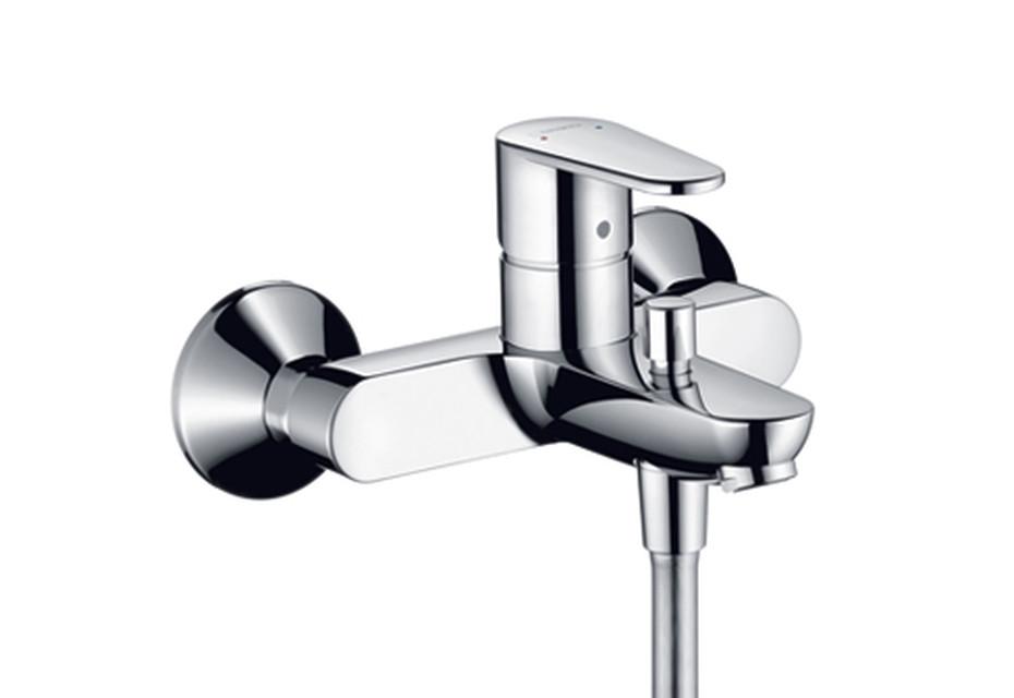 Talis E² Single Lever Bath Mixer, DN15