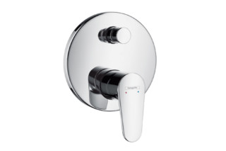 Talis E² Single Lever Bath Mixer, for concealed installation  by  Hansgrohe