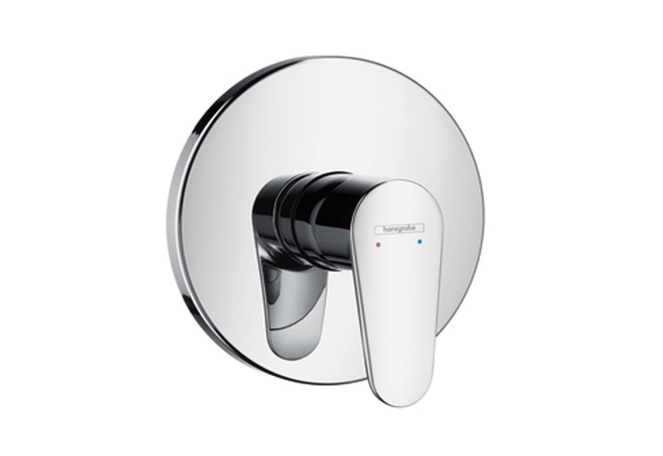 Talis E² Single Lever Shower Mixer, for concealed installation