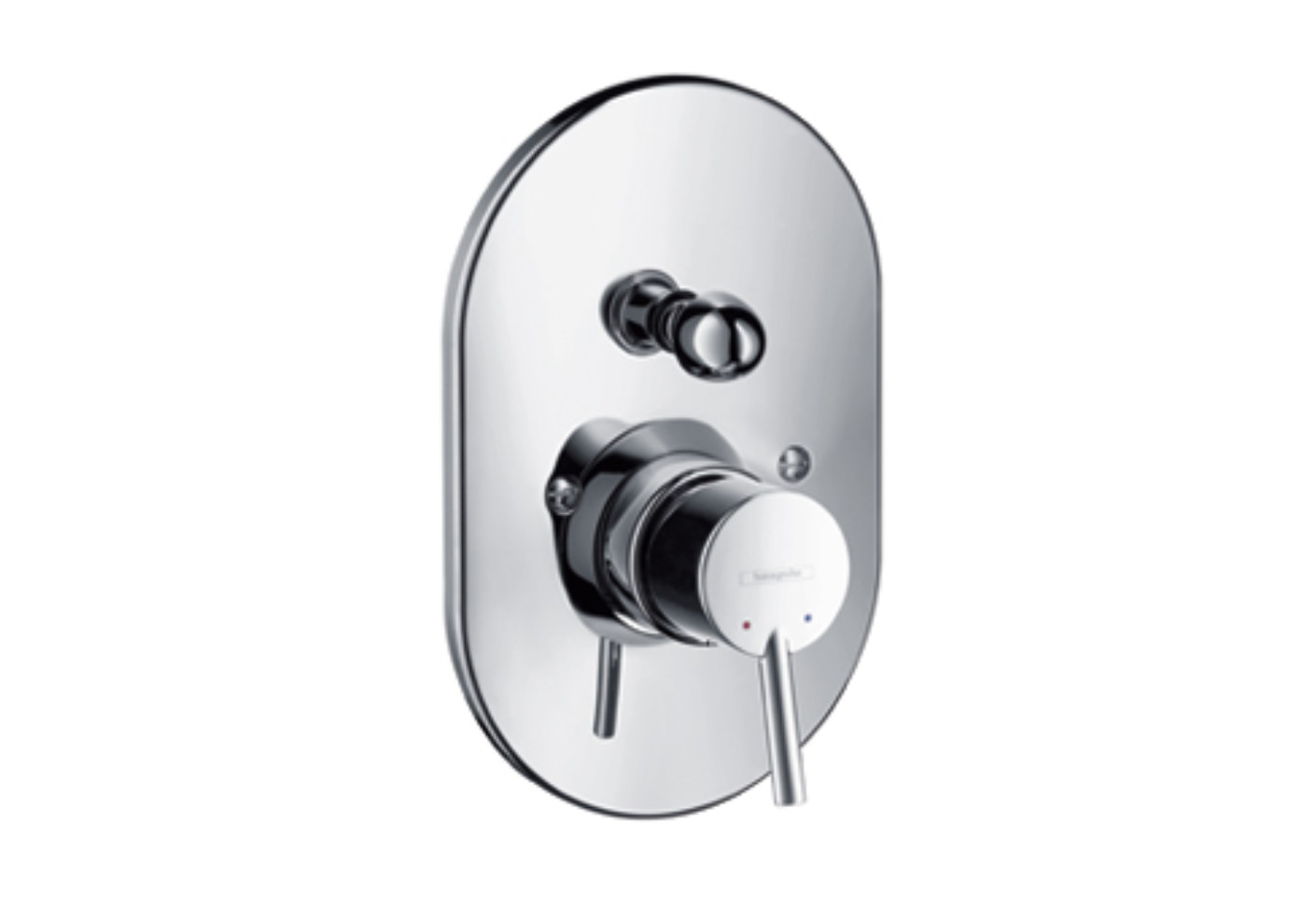 Talis S Single Lever Bath Mixer for concealed