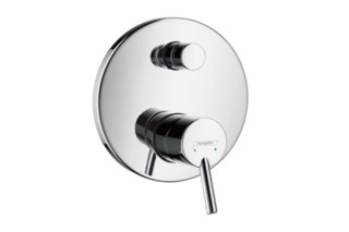 Talis S Single Lever Bath Mixer, for concealed installation, DN15  by  Hansgrohe