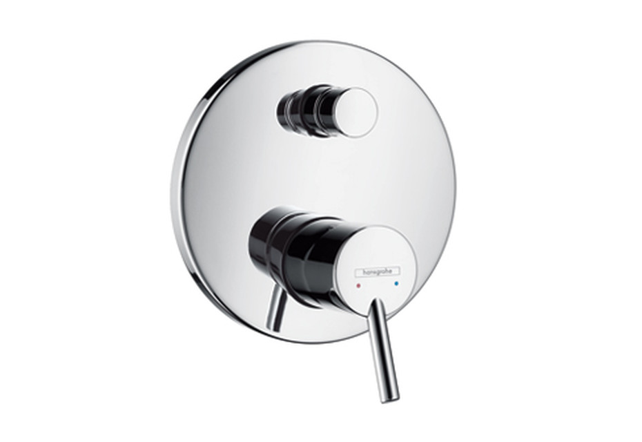 Talis S Single Lever Bath Mixer, for concealed installation, DN15