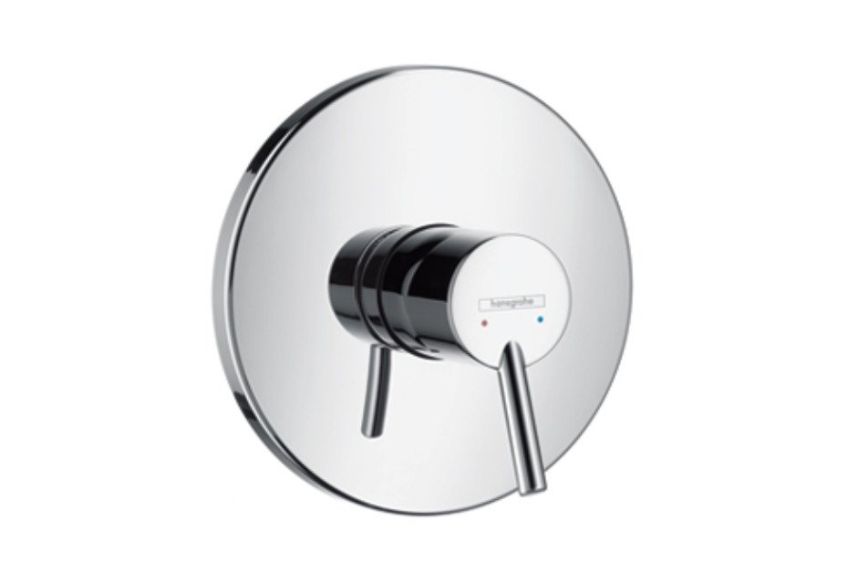Talis S Single Lever Shower Mixer, for concealed installation, DN15
