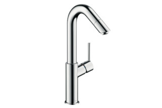 Talis Single Lever Basin Mixer 250, DN15 swivel spout 60°  by  Hansgrohe