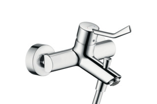 Talis Single Lever Bath Mixer, DN15, for exposed fitting with extra long handle  by  Hansgrohe