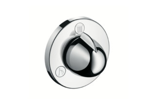 Trio/Quattro E Shut-Off and Diverter Valve for concealed installation DN20  by  Hansgrohe