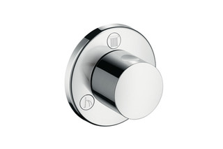 Trio/Quattro S Shut-Off and Diverter Valve for concealed installation DN20  by  Hansgrohe