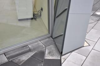 Faserfix®Rinne, Libeskind-Villa, Datteln  von  Hauraton