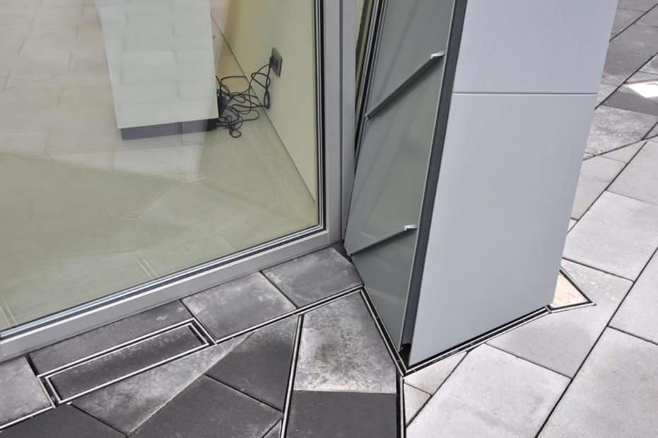 Faserfix®Rinne, Libeskind-Villa, Datteln