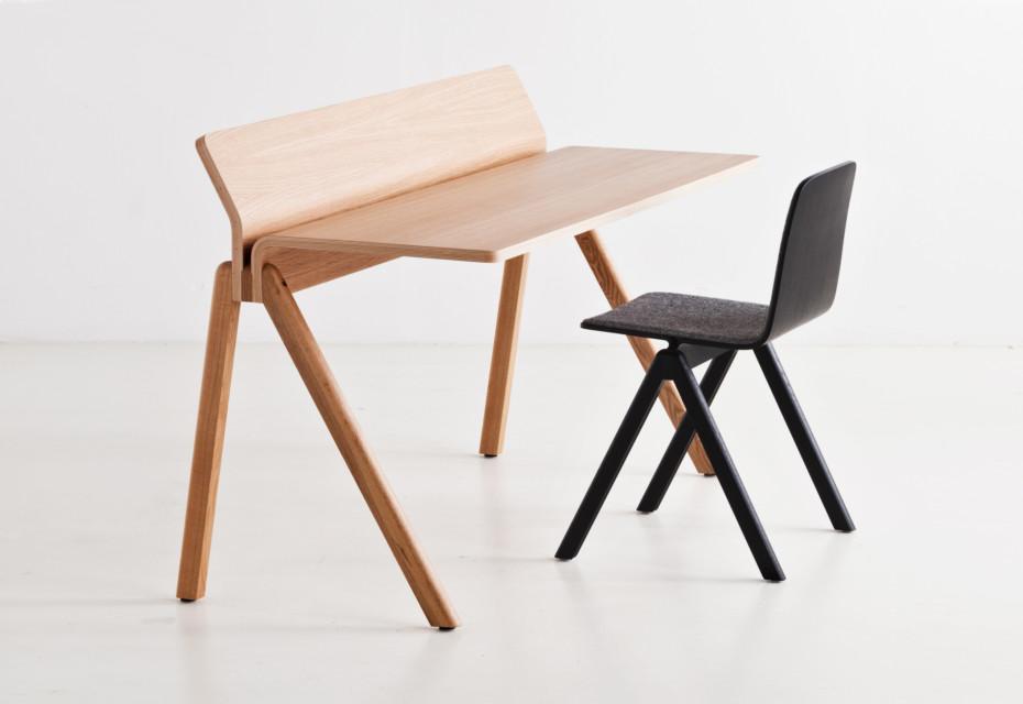 Copenhague Moulded Plywood Desk CPH190