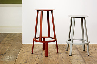 Revolver Stool  by  HAY