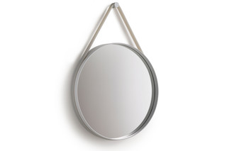 Strap Mirror  by  HAY