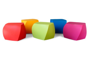 Color Cubes  by  Heller