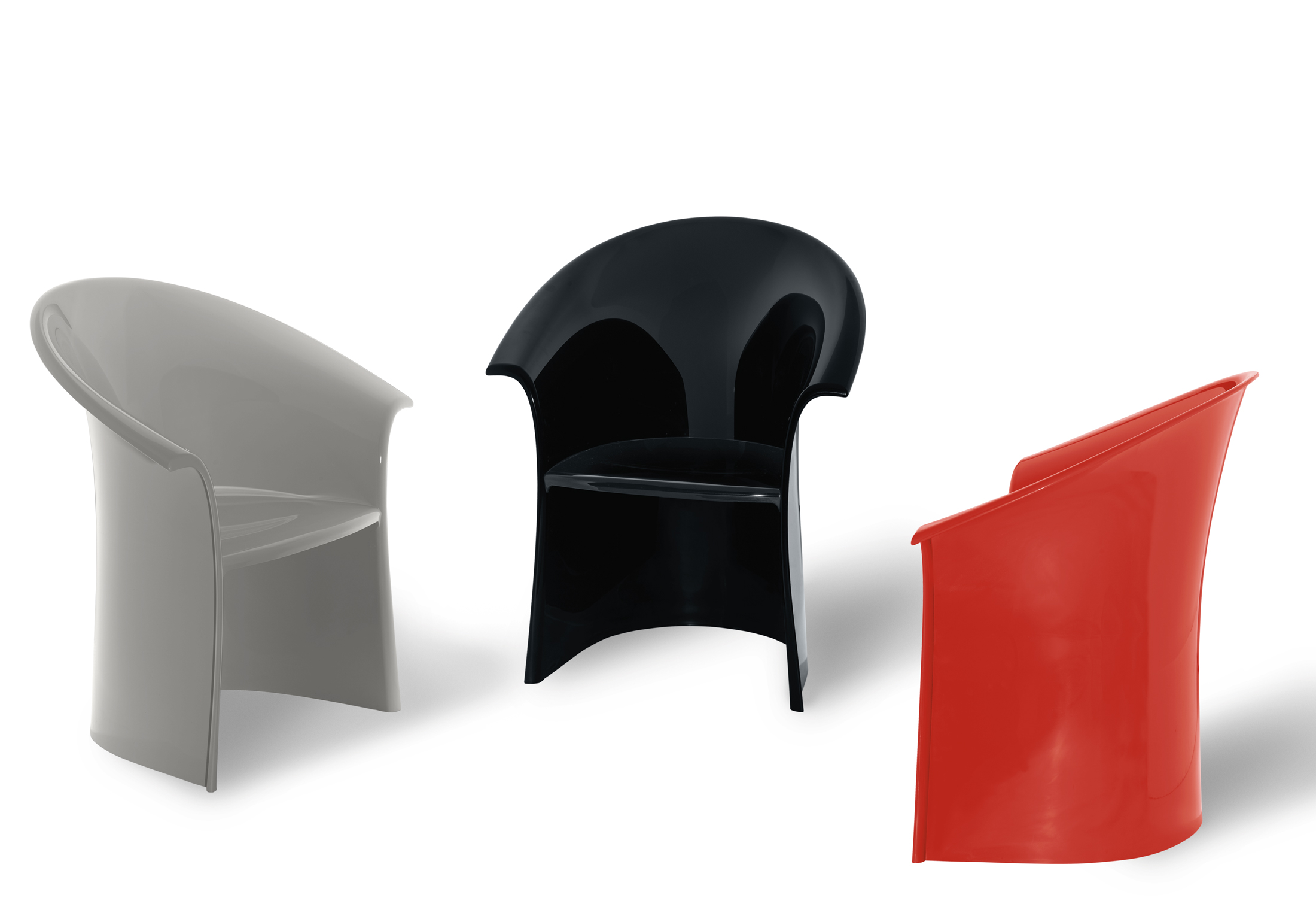 Vignelli Chair By Heller Stylepark