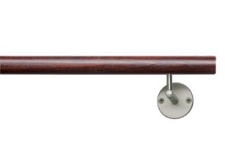 Handlauf, Holz gerade, System Lignum  von  HEWI