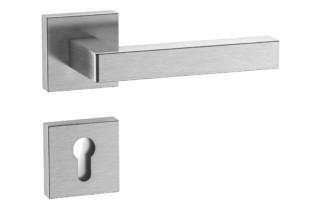 Zimmertürgarnitur, Modell 101X System 100  von  HEWI
