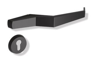 Zimmertürgarnitur, Modell 128 Serie 120  von  HEWI