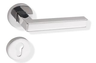 Türgarnitur Stainless Steel Mirror-Polished  von  HEWI