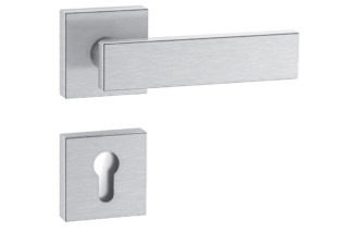 Standard door fittings  design 185X Range 180  by  HEWI