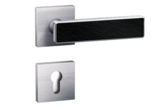 Standard door fittings design 185XI slate inlay Range 180  by  HEWI