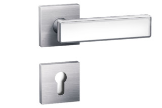 Standard door fittings designl 185XI Glasinlay Range 180  by  HEWI