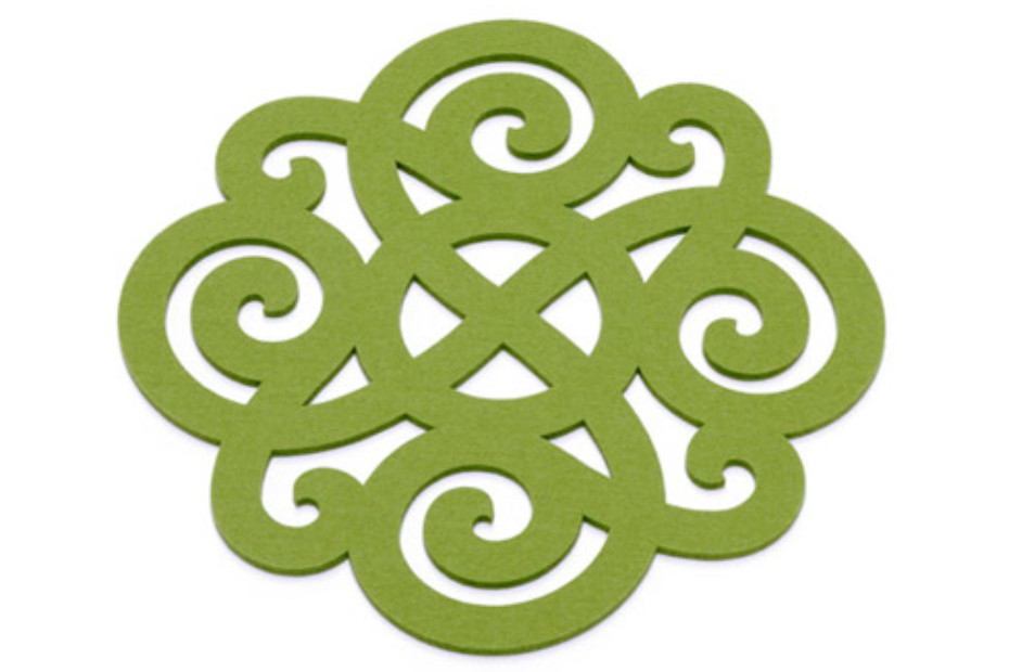 Coaster Ornament Celtic