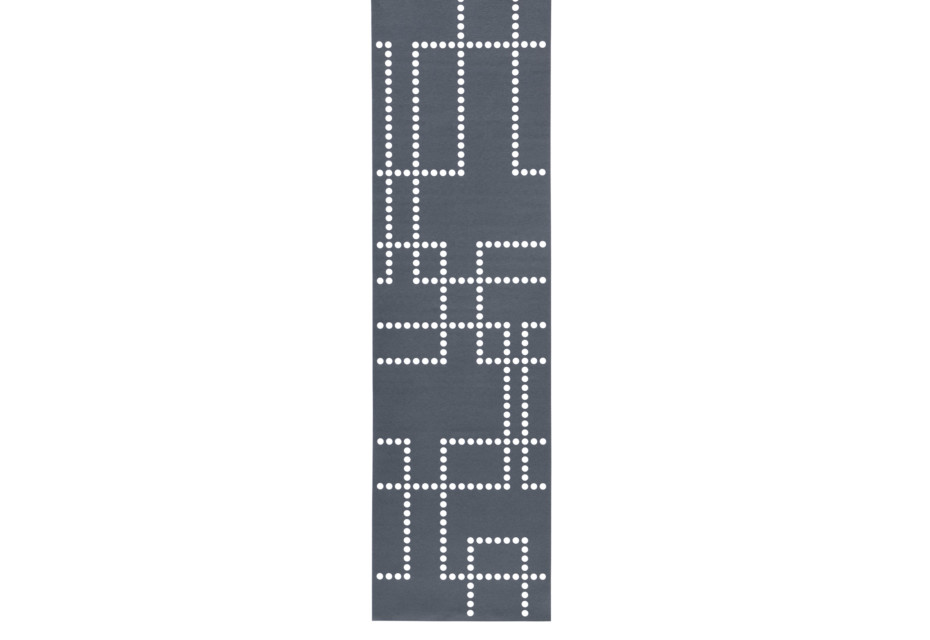 Curtain Stamp rectangular