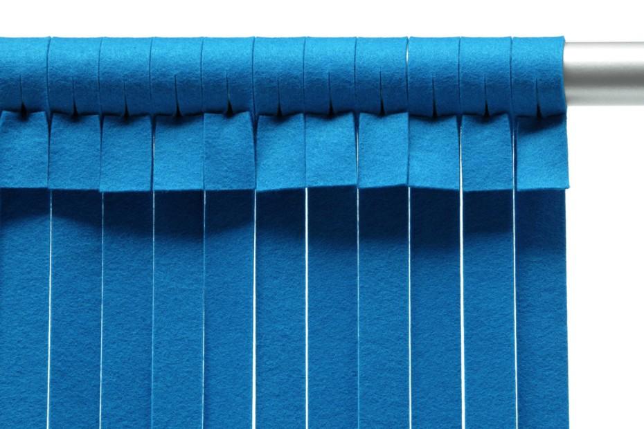Vorhang Streifen