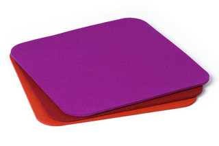 Cushion square rounded corners  by  HEY-SIGN