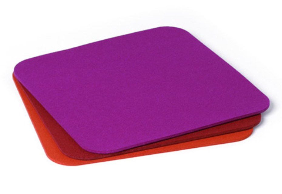 Cushion square rounded corners