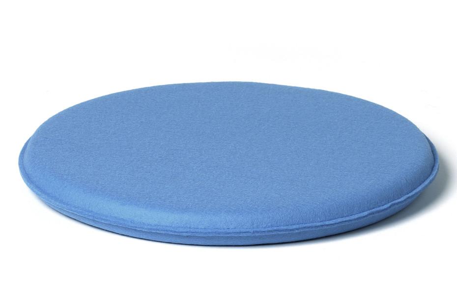Frisbee Sitzkissen rund