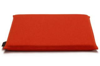 Frisbee seat cushion square  by  HEY-SIGN