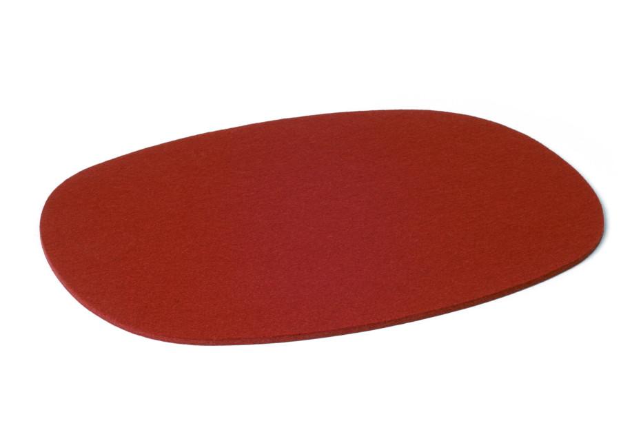 Tischset oval