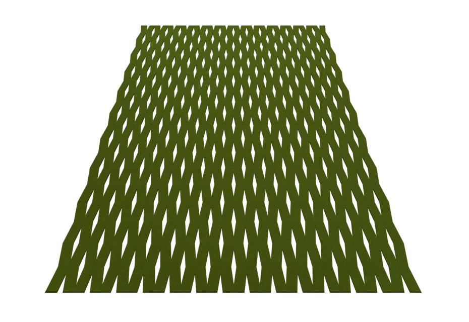 Teppich Grate rechteckig
