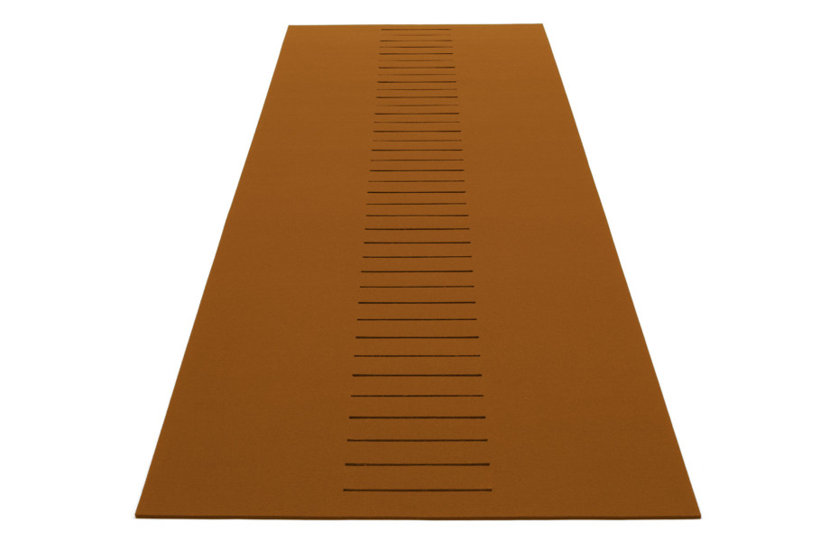 Rug splitted