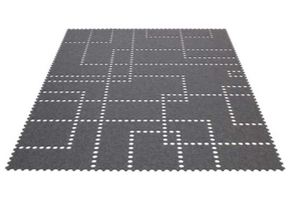 Rug Stamp rectangular