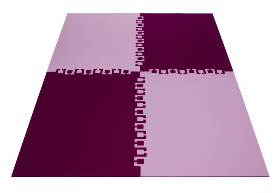 Zipp rug system