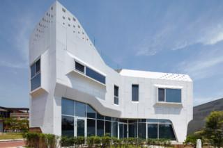 Pan-gyo Residence, Korea  von  HI-MACS®