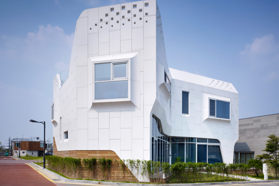 Pan-gyo Residence, Korea
