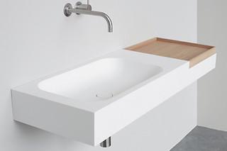 Solid Alpine White, Not Only White, Box  von  HI-MACS®