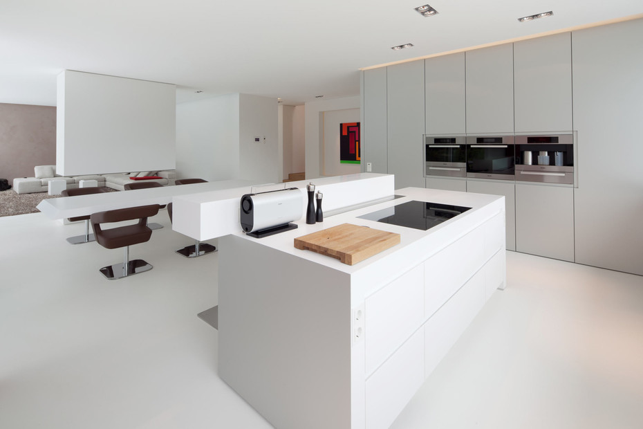 Solid, Alpine White, Private house, Bavaria