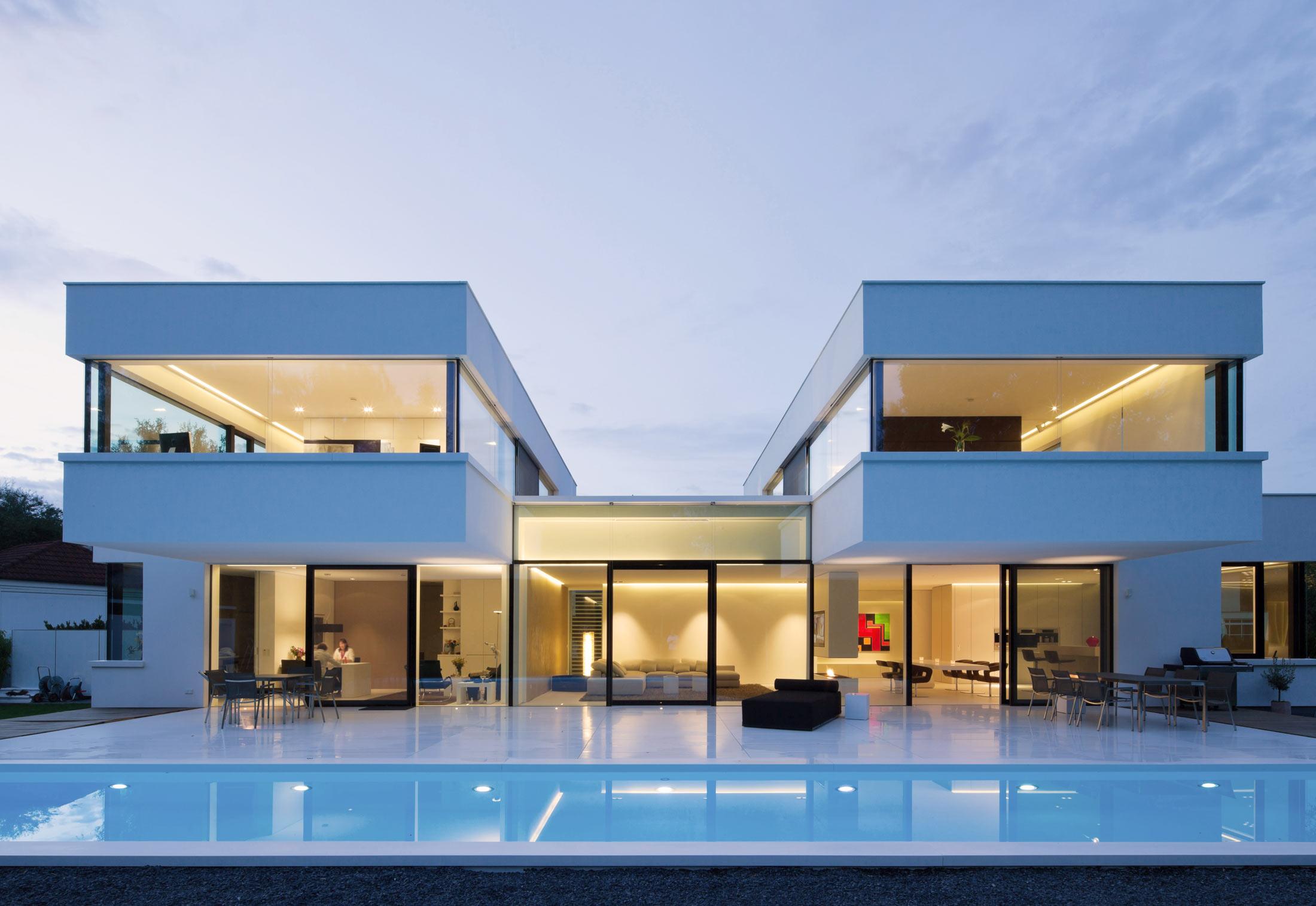 Solid, Alpine White, Private house, Bavaria by HI-MACS® | STYLEPARK