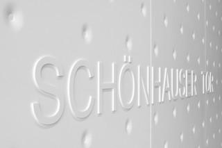 Solid Alpine White, Schönhauser Tor  by  HI-MACS®