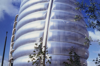 ETFE Folien, 3-lagige Kissenkonstruktion, Space Center  von  Hightex