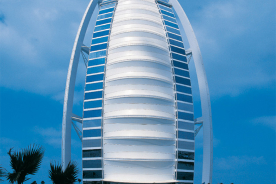 Ptfe Coated Glass Fabric Burj Al Arab By Hightex Stylepark