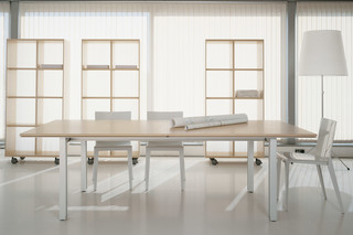 Plana conference table  by  Hodema