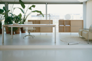 Plana desk  by  Hodema